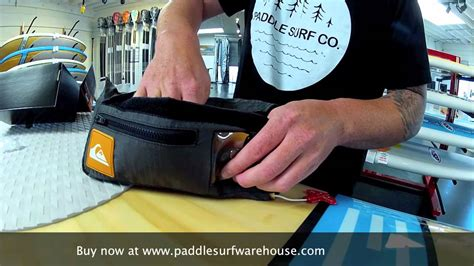 Quiksilver Stand Up Paddle Board PFD Life Vest - Paddle
