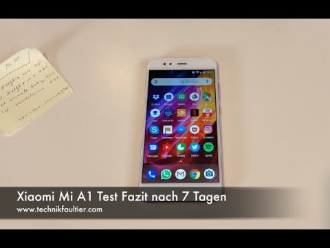 Xiaomi Mi A1 4GB + 64GB Android One Smartphone and Xiaomi
