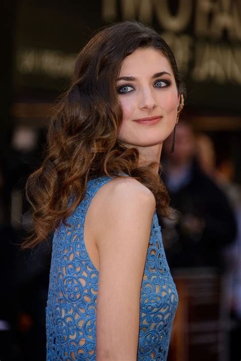 DAISY BEVAN at The Two Faces of January Premiere in London